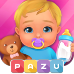 Chic Baby 2 – Dress up & baby care games for kids 1.24 (Mod)
