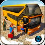 City Coach Bus Driving Simulator Games 2018 1.1.3 (Mod)