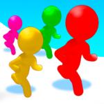 Color Run Stickman 3D 10 (Mod)