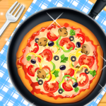 Cooking Pizza Maker Kitchen Food Cooking Games 0.12 (Mod)