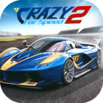 Crazy for Speed 2 3.5.5016 (Mod)