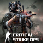 Critical Strike Ops – FPS 3D shooting Game 2.0.9 (Mod)