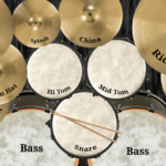 Drum kit (Drums) free 2.06 (Mod)