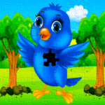 English Jigsaw Puzzle Game – For Kids 3.5 (Mod)