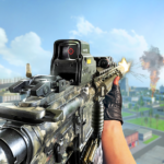 fps shooting games : commando offline gun games  3.0 (Mod)