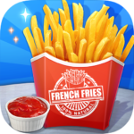 Fast Food – French Fries Maker  1.3 (Mod)