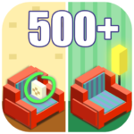Find The Differences 500 – Sweet Home Design 1.3.1 (Mod)