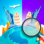 Find the differences: Traveling The World 1.1.0 (Mod)