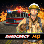 FireFighter Emergency Rescue Game-Ambulance Rescue 3.9 (Mod)