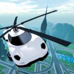 Flying Car Rescue Flight Sim  3.1 (Mod)
