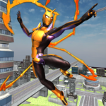 Flying Spider Hero Two -The Super Spider Hero 2020 0.2.7 (Mod)