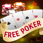 Free Poker Texas Holdem Card Games  1.665 (Mod)