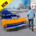 Grand Gangster Miami Battle RoyaleCity Theft Auto 1.1 (Mod)