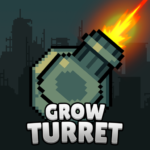 Grow Turret – Idle Clicker Defense  7.7.1 (Mod)