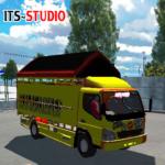 ITS Truck Simulator Indonesia 1.2 (Mod)