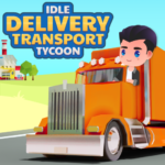 Idle Delivery Transport Tycoon – Traffic Empire 1.0.0 (Mod)
