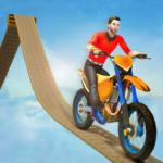 Impossible Bike Track Stunt Games 2021: Free Games 2.0.02 (Mod)