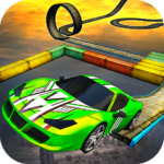 Impossible Car Stunt Games: Extreme Racing Tracks  3.6 (Mod)