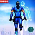 Invisible Hero: Ninja Rope Hero Avenge Vegas City 4.4 (Mod)