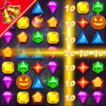 Jewels Classic – Match 3 1.8.01 (Mod)