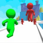 Giant Clash 3D – Join Color Run Race Rush Games  0.9 (Mod)