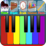 Kids Piano 1.17 (Mod)