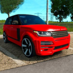 Luxury Prado Jeep Spooky Stunt Parking Range Rover 0.19 (Mod)
