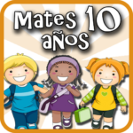 Matemáticas 10 años 1.0.24 (Mod)