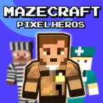 Maze Craft : Pixel Heroes 1.35 (Mod)