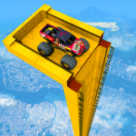 Mega Ramp Monster Truck Driving Stunts Racing Game 2.0.11 (Mod)