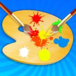 Mix Color & Paint Dropper Real Mixing Paint Puzzle 1.2 (Mod)