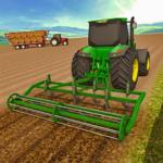Modern Farming Simulation: Tractor & Drone Farming 3.1 (Mod)