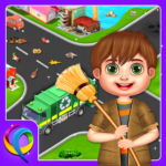 My City Cleaning Waste Recycle Management  1.0.3 (Mod)