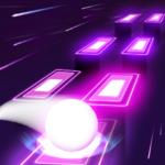 Neon Tiles Hop Color Ball : Forever Dancing Ball 1.3 (Mod)