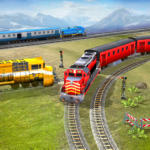 New Train Racing Game 2021 –Offline Train Games 3D 10.2 (Mod)