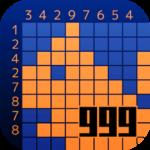Nonograms 999 griddlers  1.9.1 (Mod)