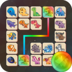 Onet Animals – Puzzle Matching Game  1.93 (Mod)