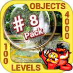 Pack 8 – 10 in 1 Hidden Object Games by PlayHOG 88.8.8.9 (Mod)