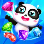 Panda Gems – Jewels Match 3 Games Puzzle 2.2.9 (Mod)