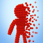 Pixel Rush Epic Obstacle Course Game  1.5.1 (Mod)