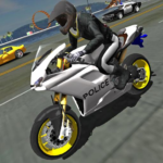 Police Motorbike Traffic Rider 1.8 (Mod)