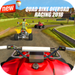 Quad Bike Offroad Racing 2018: Extreme Bike Racer 1.0.3 (Mod)