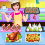 Royal Cooking Restaurant Chef: World Food Cuisine 1.0.6 (Mod)