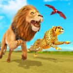 Savanna Animal Racing 3D: Wild Animal Games 1.0 (Mod)