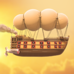 Sky Battleship – Total War of Ships 1.0.02 (Mod)
