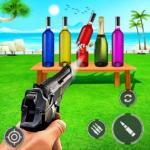 Sniper Gun Bottle Shooter 2021 Precision Shooting 11 (Mod)