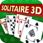 Solitaire 3D Solitaire Game  3.6.10 (Mod)