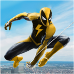 Spider Rope Hero: Crime City Battle 1.0.28 (Mod)