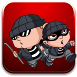 Stealing the diamond in cops and robbers game 1.5 (Mod)