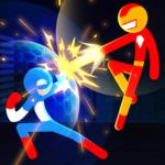 Stickman Combat – Superhero Fighter  3.4 (Mod)